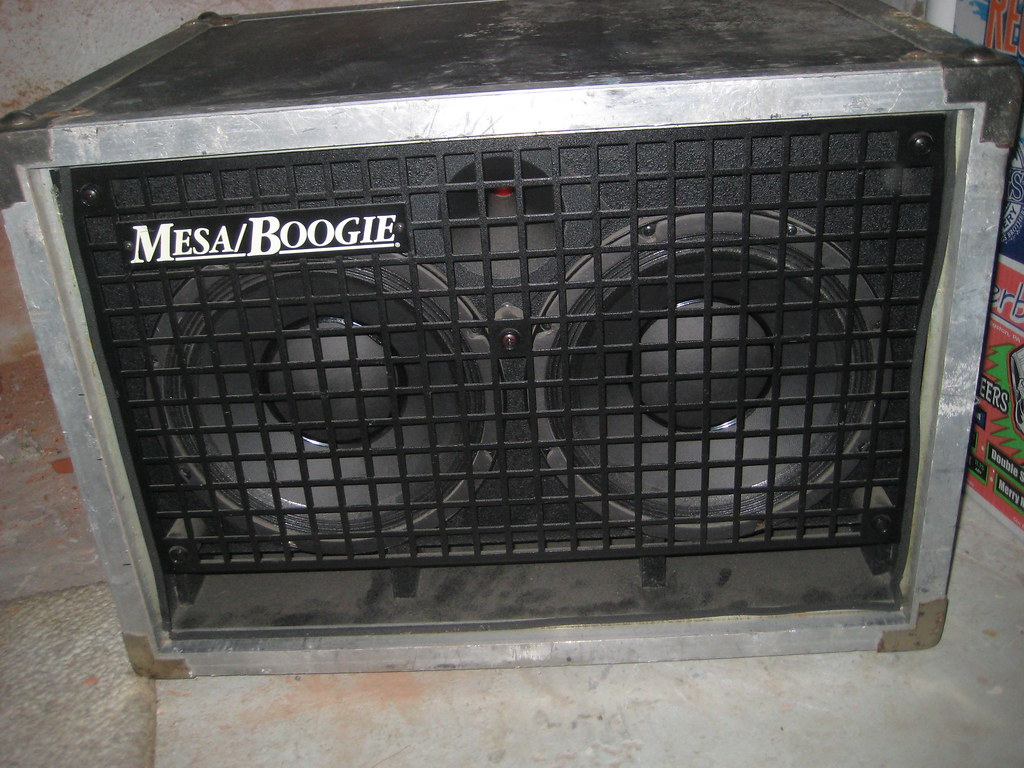 2x12 Bass Cabinet For Sale Mesa Boogie 2x12 Bass Cab Jesse Keenan Flickr