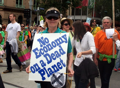 No Economy on a Dead Planet | by John Englart (Takver)