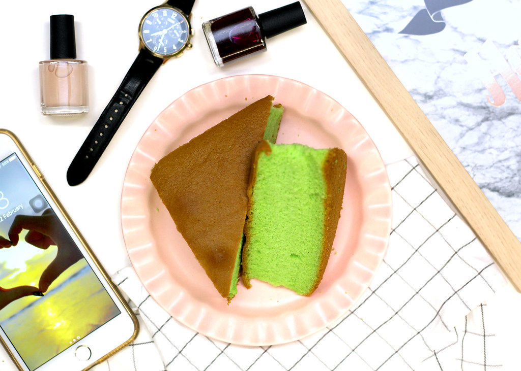 The Ultimate Pandan Chiffon Cake: Love Confectionery