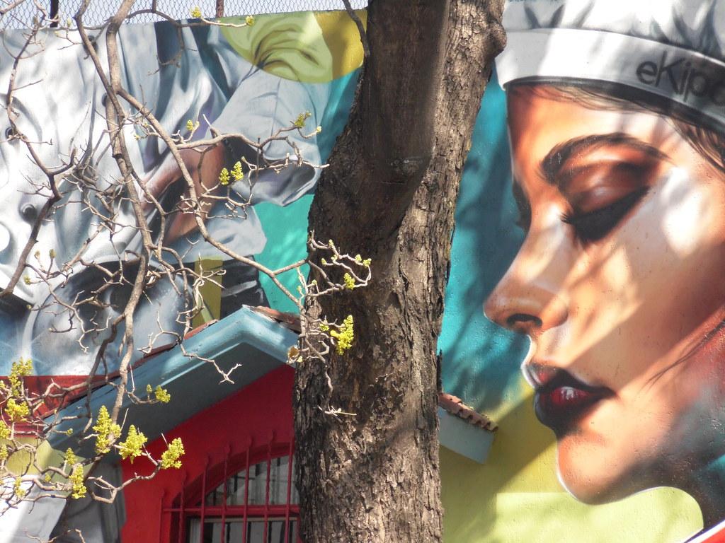 Una caminata por Av. La Paz