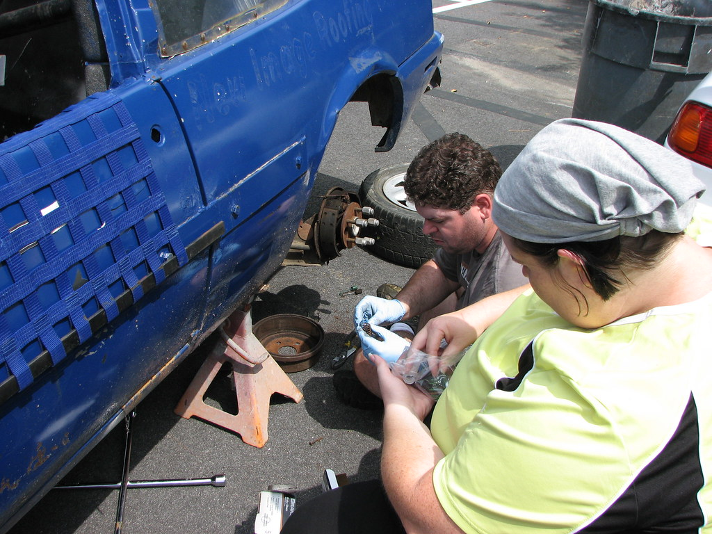 Race Car Repair Zenda Wi