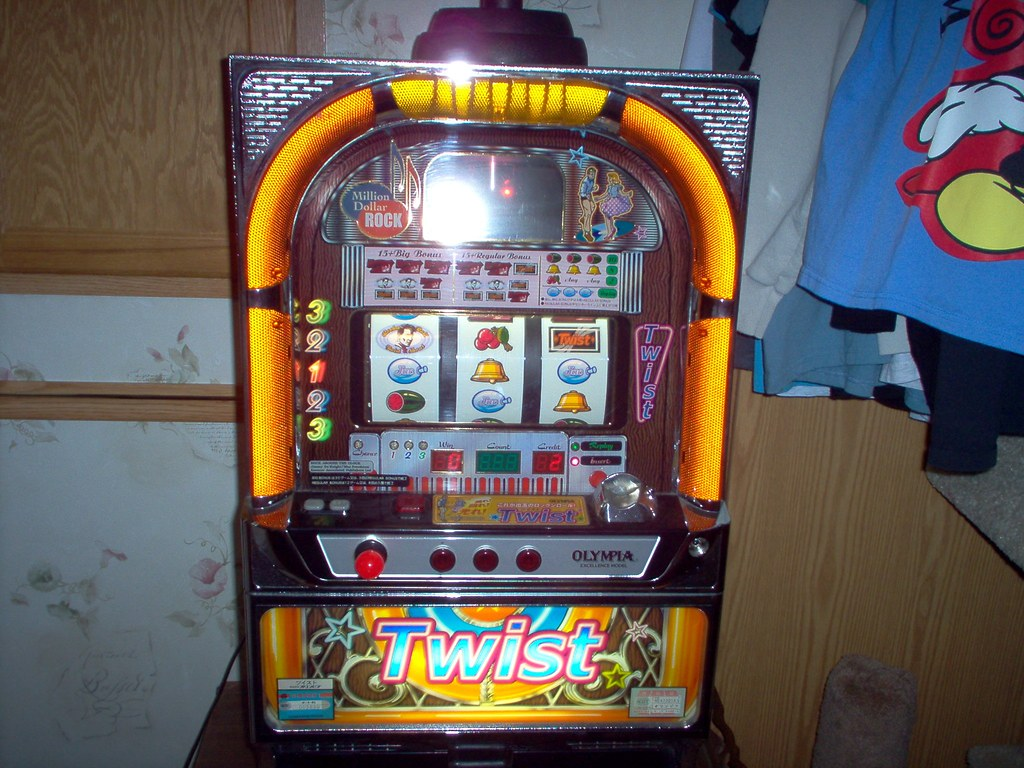 Twist slot machine procter and gamble corporate culture