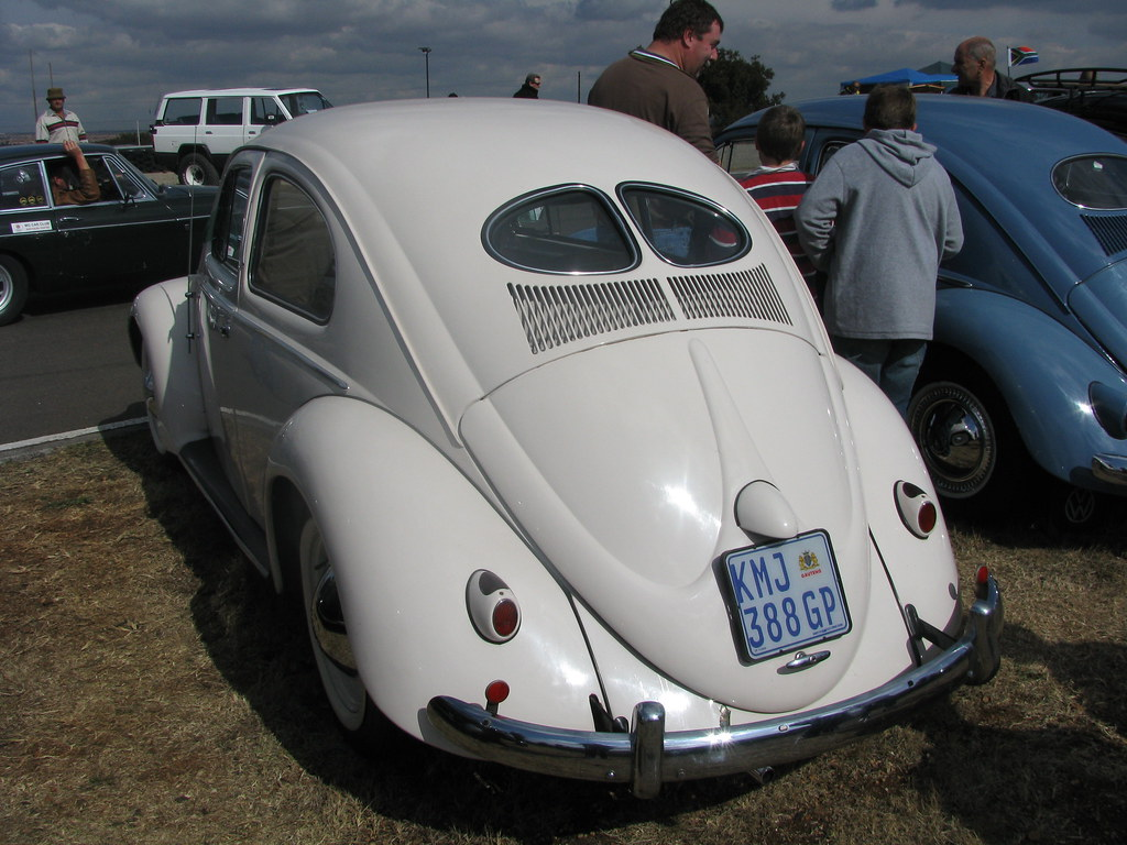 Volkswagen 1953 Beetle Split | Paul Horn | Flickr