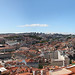 Lisbon panorama from Castle