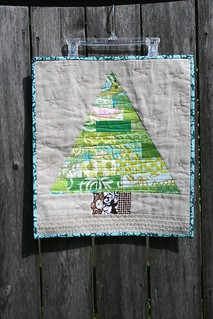 Quilt for Doll Quilt Swap #7 | by Modernsewl