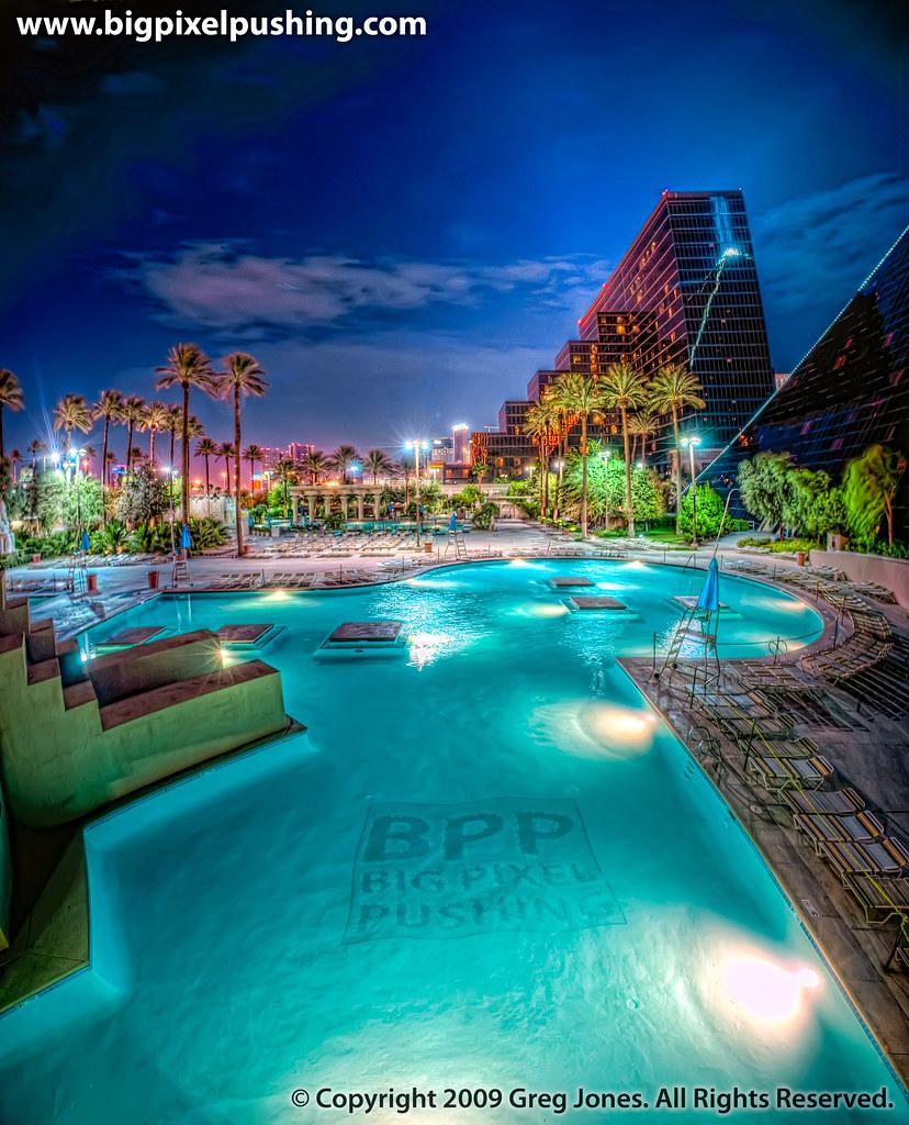Luxor pool vertorama explored highest position in - Luxor hotel las vegas swimming pool ...
