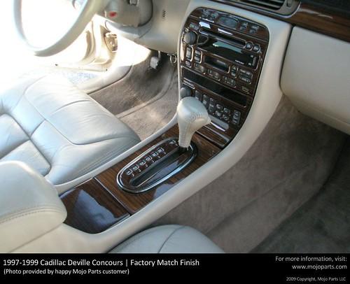 Cadillac Deville Concours Dash Trim Kit 1997 1998 1999