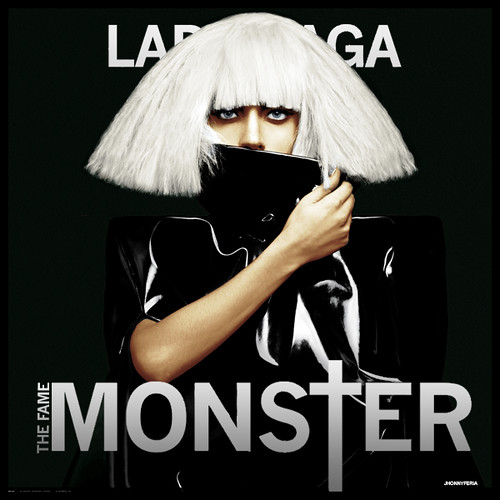 THE FAME MONSTER / LADY GAGA | by Jay.Feria●
