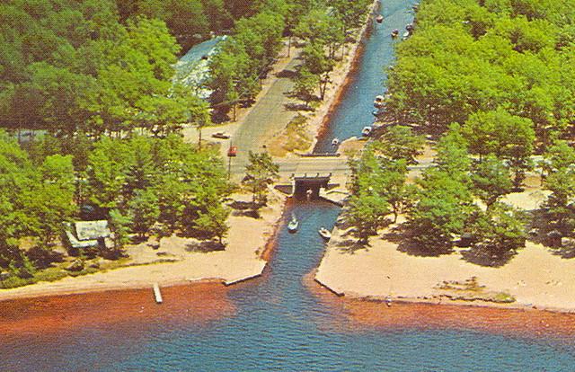 Cadillac MI NICE Aerial View Lake Mitc and Lake Cadill… | Flickr