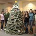 NUC Christmas Tree :: Awesome Access Services Staff & Students