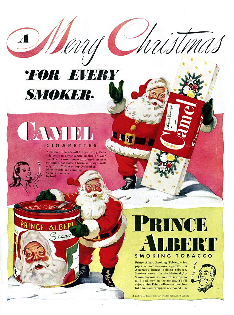 Santa S Got Prince Albert In A Can Better Let Him Out