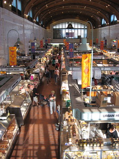 West Side Market interior | by AHarrisCLE