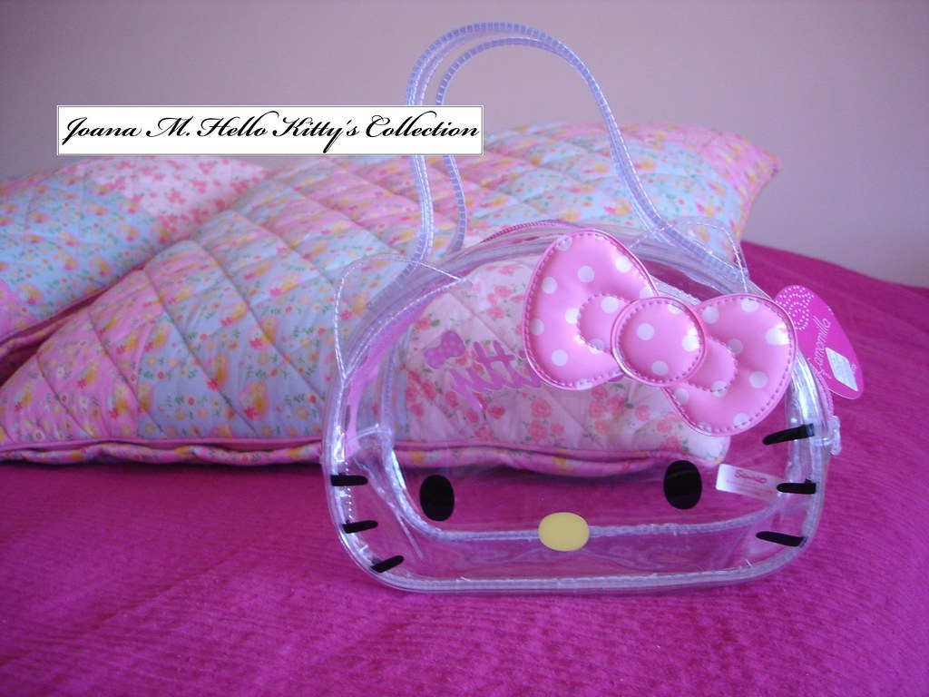 7640c40764 Hello kitty transparent bag candypop flickr jpg 1024x768 Purple hello kitty  transparent
