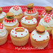 Cookout Cupcakes!