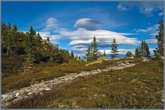 Nice Scenery Near Lifanten Blefjell Norway Flickr Photo Sharing