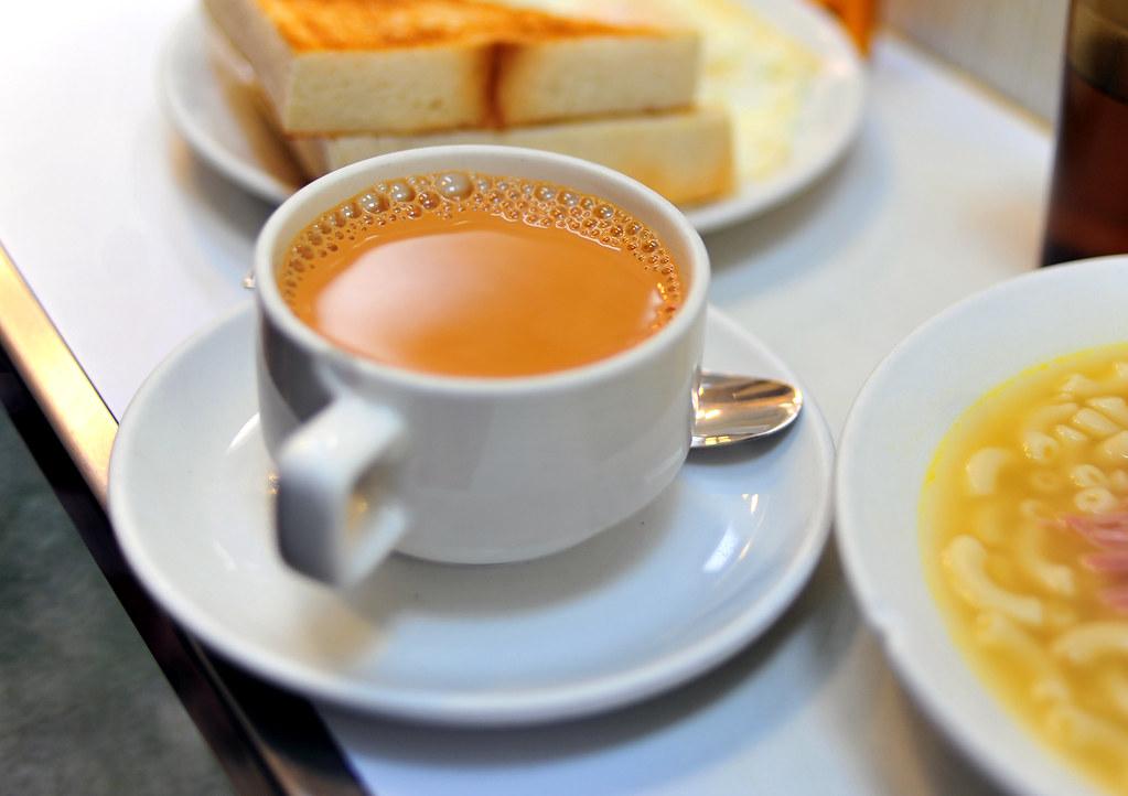 Hot Milk Tea | Hot Milk Tea (Included as a choice with the ...
