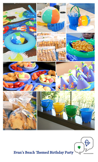 beach theme party evan s themed birthday click here for more 12497