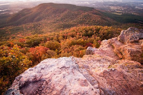 Mt. Nebo Fall Color | by Luke Williams