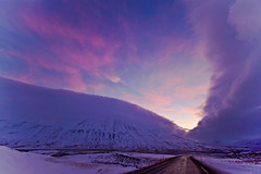 On my way home from a nice weekend in Akureyri | by *Jonina*