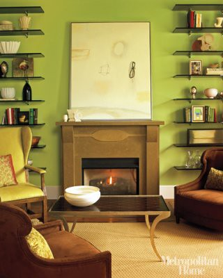 Green Living Room Sweet Daphne By Benjamin Moore Flickr
