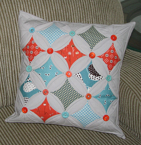 Pillow Swap Pillow 16x16 -Front | by Sew-Fantastic