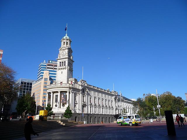 Restaurants Near Auckland Town Hall
