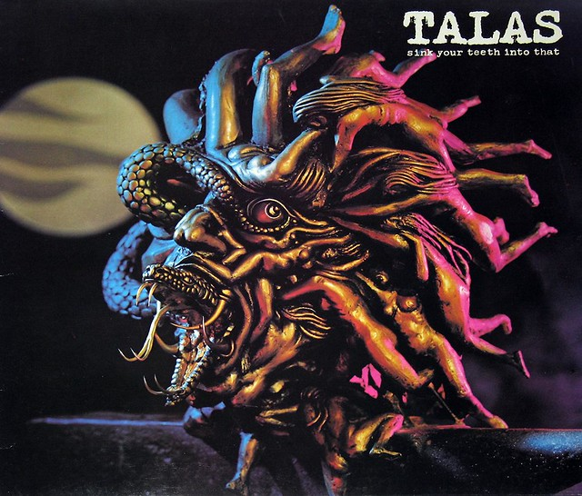 "TALAS SINK YOUR TEETH INTO THAT 12"" vinyl LP"