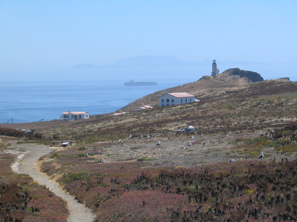 Anacapa Island Channel Islands National Park The City