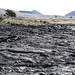 Basalt lava flows