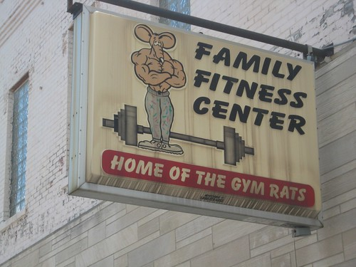 Family Fitness Center sign | by eoconn