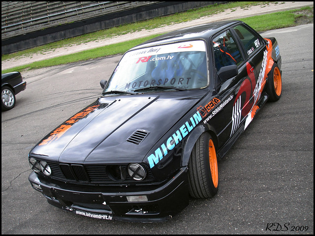Bmw E30 Drift Rds Lv Flickr