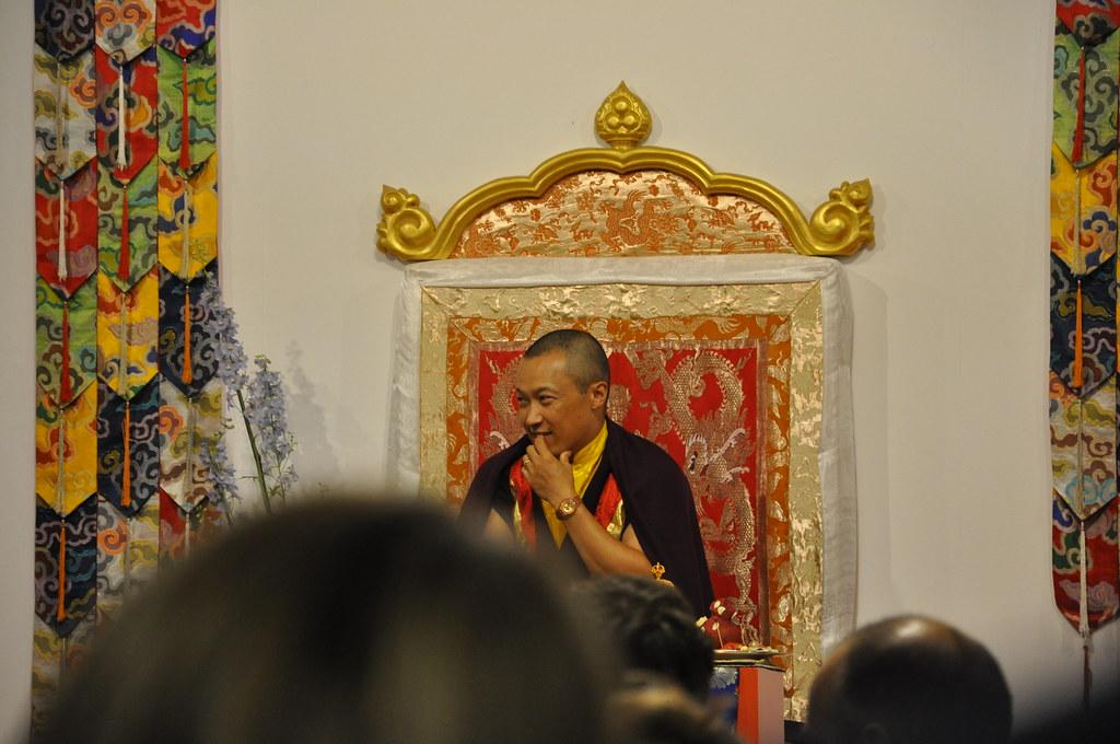 Sakyong Mipham Rinpoche | by renwom