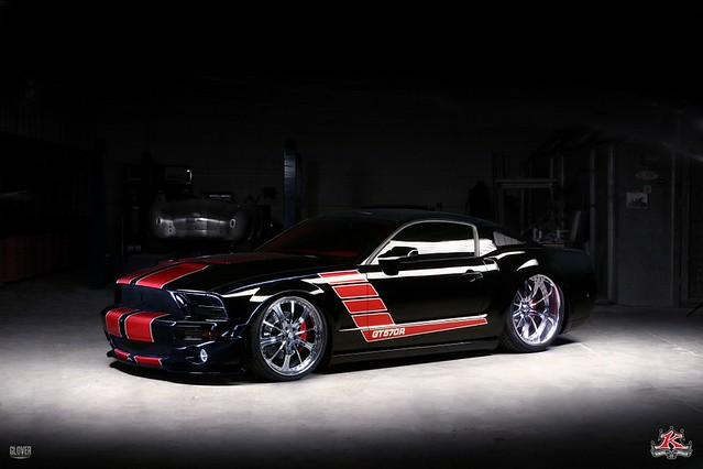 Best Muscle Cars To Modify