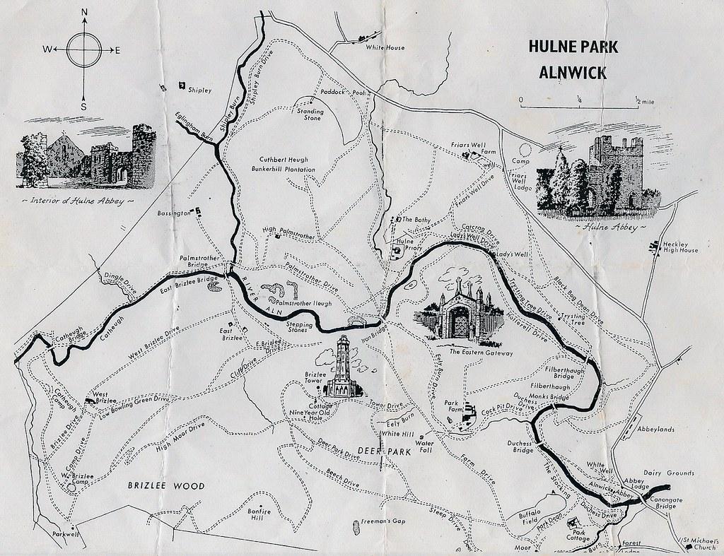 all sizes alnwick hulne park map flickr photo sharing rh flickr com Sharing On Facebook Flickr Flickr Site