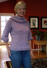 Frances Revisited in Rowan Soft Tweed | by kristenknits