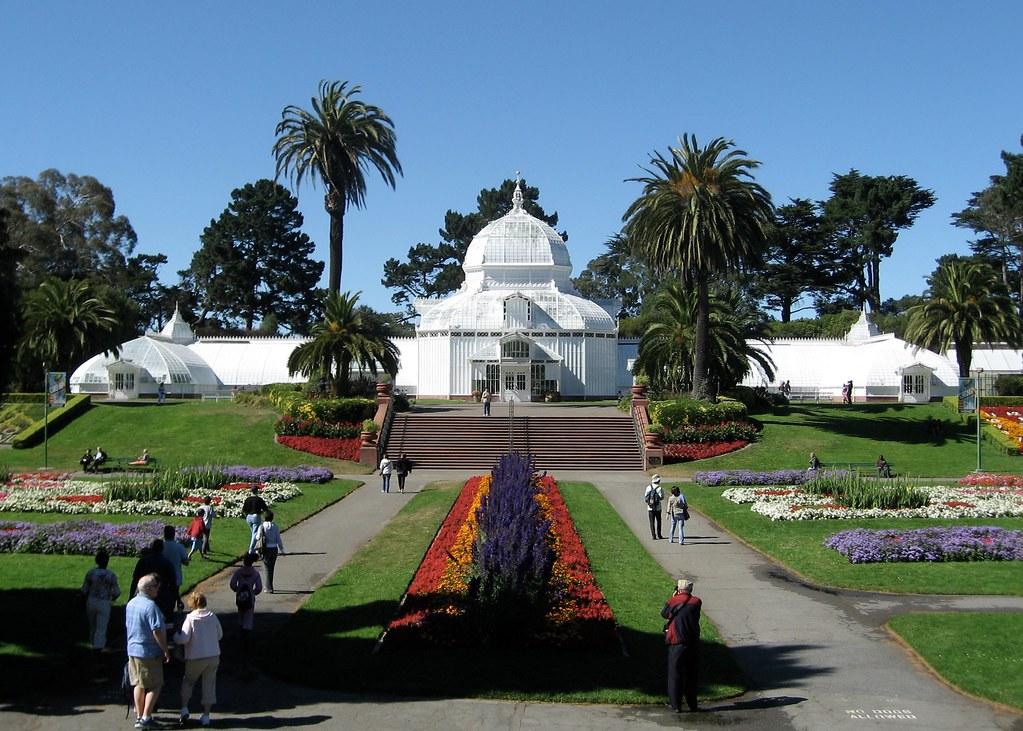 Botanical Gardens Golden Gate Park Paul Lloyd Flickr