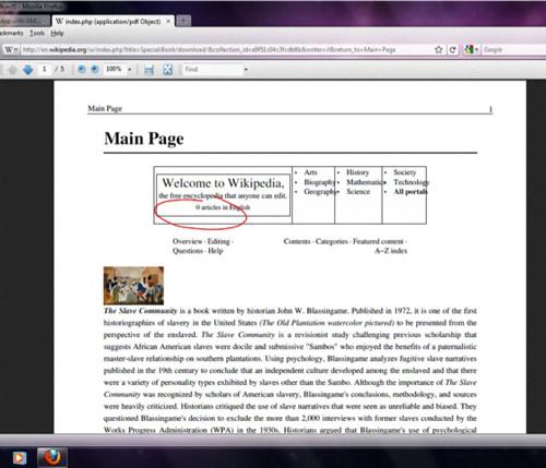 Wikipedia fail | Heh | Fletcher Commons | Flickr