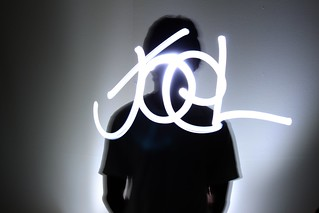 Light Painting Experiment #6: Writing with no Hands | by JoelMontes