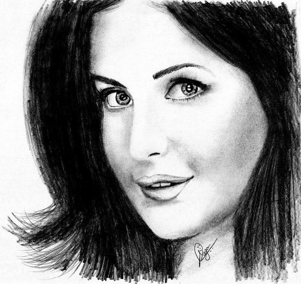 Katrina kaif portrait