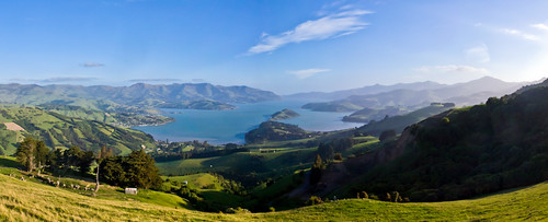 Akaroa Harbour | by lifacolor