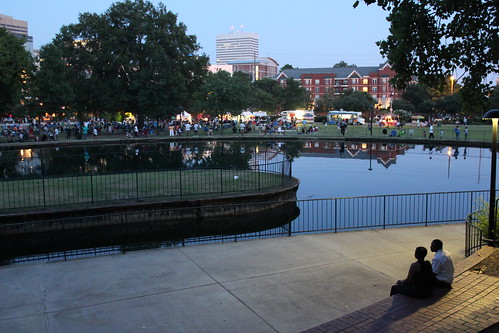 City of Columbia Summer Concert Series at Finlay Park | by columbiasc