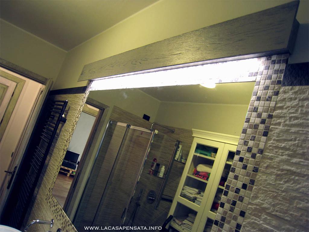 Specchio Bagno Incassato Nel Muro ~ idee di design per la casa