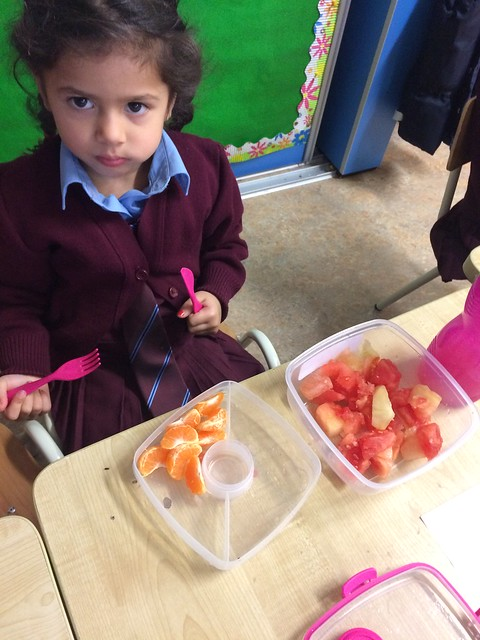 Healthy Eating in Junior Infants