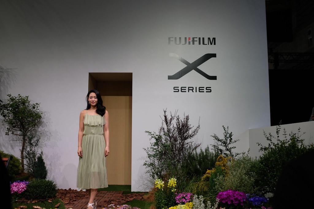 FUJIFILM X100F CP+2017
