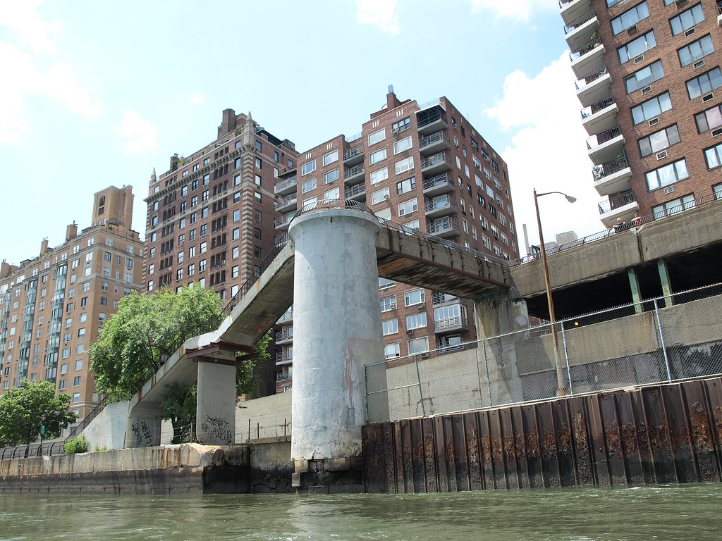 M285 gracie terrace bridge over the fdr drive yorkville for 1 gracie terrace new york ny
