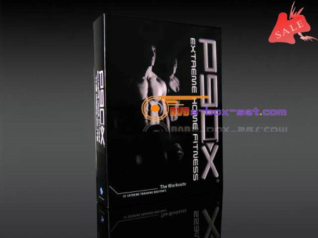 P90X Extreme Home Fitness with Tony Horton Set of 13 DVD