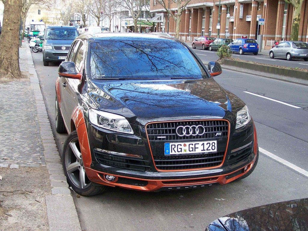 Abt As7 Audi Q7 Morten Schwend Flickr