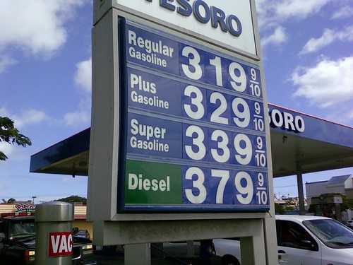 2009-07-09 Honolulu gas prices | by coconut wireless
