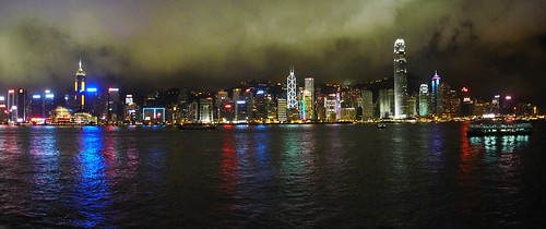 Victoria Harbour Hong Kong | by tamjty