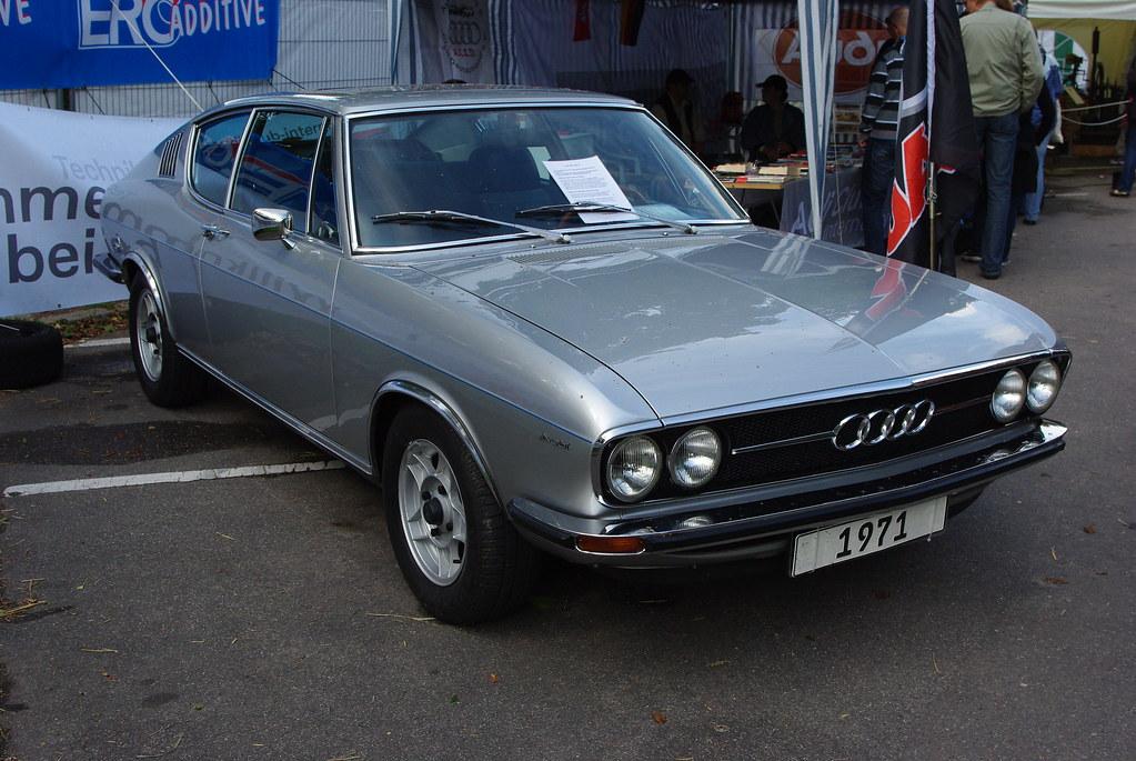 1971 Audi 100 Coupé (C1) | jens.lilienthal | Flickr